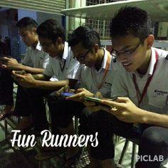 #funrun ers