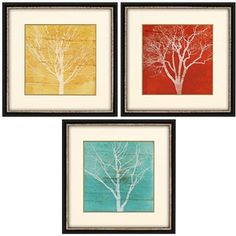 leaves wall art - Google Search