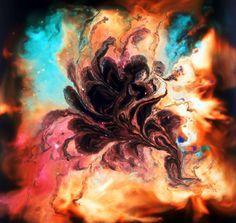 Bouquet Nebula by nomm de photo, via Flickr