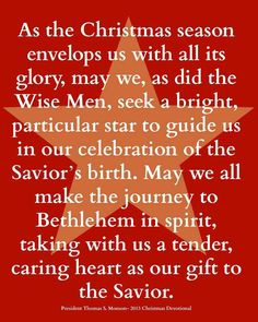 Christmas Quotes : QUOTATION – Image : Description The Gift of Giving- 25 Days of Christ free printable quote from Thomas S. Guest post by Kendra at The Things I Love. Best Christmas Quotes, 25 Days Of Christmas, Christmas Messages, Christmas Star, Christmas Ideas, Christmas Readings, Christmas Wishes, Christmas Verses, Christmas Letters