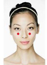 DIY Beauty Tutorials: DIY: Acupressure Points for Beautiful Skin