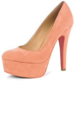 Florence And Fred | Coral Stilettos