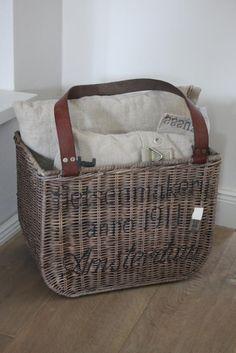 stencil a basket
