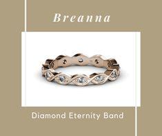 Diamond Stacking Rings, Eternity Bands, Wedding Bands, Bracelet Watch, Diamonds, Minimalist, Rose Gold, Hands, Gemstones