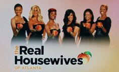 Bravo's 'The Real Housewives of Atlanta'...one of my guilty pleasures!
