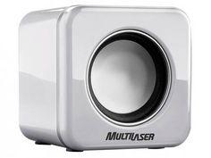 Caixa de Som 2 Watts x 2 RMS USB - Multilaser SP108 com as melhores condições você encontra no Magazine Krvariedades. Confira!