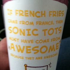Sonic. Awesome.