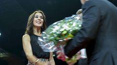 Kronprinsesse Mary på scenen til kæmpe prisfest | billedbladet.dk