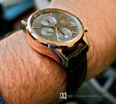 Carrera 1887- Rose Gold
