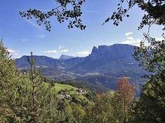 Der Ritten: Top-Ausflugsziel oberhalb von Bozen Travel Inspiration, Trail, Mountains, Nature, Austria, Places, Holiday Travel, Lake Garda, Naturaleza