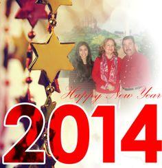 Que este ano nuevo 2014 que esta por iniciar sea una oportunidad para el amor, el triunfo, la prosperidad, la alegria, el exito en todos los proyectos y sobre todo para estar cerca de Dios y asi siga brindando abundantes bendiciones y sobre todo Salud y trabajo. FELIZ ANO NUEVO 2014 para todos.