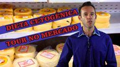 Dieta Cetogênica o que comer, (Um tour pelo supermercado)