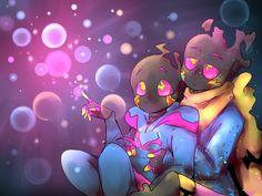 OmniPJ art cuz cutes X3 (look em up on their creators blogs for more info) • PJ/ @7goodangel • omni/ @cereusblue Undertale Cute, Undertale Ships, Undertale Fanart, Error Sans, Underswap, Cool Art, Anime, Pokemon, Geek Stuff