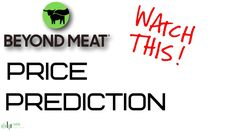 Beyond Meat (BYND) Stock Price Prediction
