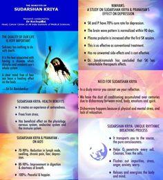 Research on Sudarshan Kriya by Dr. Kochupillai