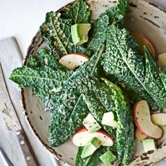 Candice Kumai, chef and author of Clean Green Eats, says eating healthy is all about retraining your... - Evi Abeler