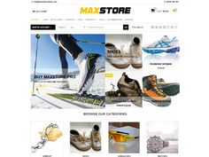 MaxStore is designed by Themes4WP which is a freeWooCommerce WordPress Theme.MaxStore is WordPress eCommerce theme built base onWooCommerce plugin. The theme is a one of perfect choice for any kind...