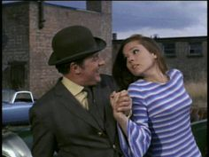 This is a space to indulge my ceaseless interest in the British TV series, The Avengers. Emma Peel, Diana Riggs, Dame Diana Rigg, Avengers, Gal Gabot, Twiggy, Tv Series, Fashion Beauty, Tv Shows