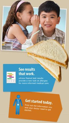 Get clarity about your child's peanut allergy