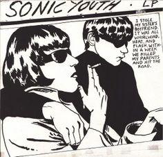 Goo, Cover Art, Sonic Youth