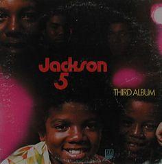 The Jackson Five - THIRD ALBUM (1970)