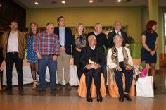 Homenaje a los mayores en Villaviciosa