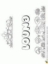 Louna prénom de fille, version chewing-gum