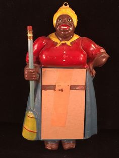 VINTAGE MEMO PLASTC MEMO PAD AND PENCIL in Collectibles, Cultures & Ethnicities, Black Americana | eBay