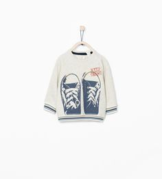 CARS SWEATSHIRT-Sweatshirts-Baby boy (3 months - 3 years)-KIDS | ZARA United States