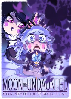 "arythusa: "" I boarded on two episodes of The Battle for Mewni, which airs July 15th!! Here's a li'l poster for the first one. The Battle for Mewni Part II: Moon the Undaunted """