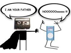 Walkman to iPod: Business-Model Transformation