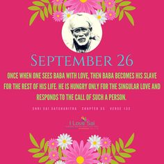 Please share: By Baba's grace, Team I Love Sai has introduced this Baba's calendar. The message in this is directly from Shri Sai Satcharitra. We urge you to please share this and spread Baba's message. Sai Baba Pictures, Sai Baba Quotes, Sathya Sai Baba, Love Life, My Love, Chapter 33, Om Sai Ram, Faith, Whatsapp Group