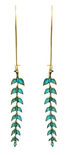 Athena Earrings from We Dream in Colour