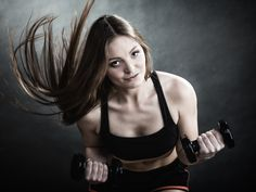8 Hair Mistakes You're Making At The Gym (Plus, What You Should Be Doing Instead) | Bustle