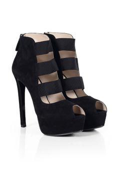 PRADA WOMEN SHOES PUMPS HEELS 1TK042 Shoes Heels Pumps, Italian Fashion, Prada, Peep Toe, Platform, Luxury, Shopping, Accessories, Women