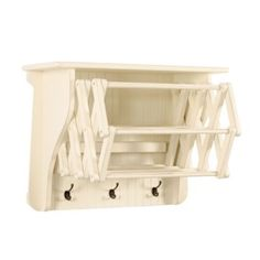 Corday Accordian Drying Rack Medium | Ballard Designs