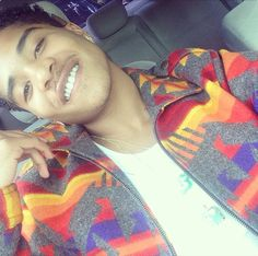 Roc Royal/Chresanto August  (no longer in Mindless Behavior) 2015