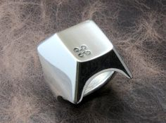 Keyboard Ring by COVO