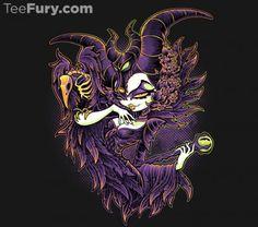 Malevolent Gaze - I LOVE Jehsee's artwork!