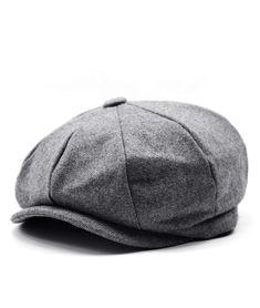 f80579a7e4d Peaky Blinders Hat Men s Vintage Newsboy Herringbone Cap British Style Hat  Winter Hat (20 Designs) (20)  Amazon.co.uk  Clothing