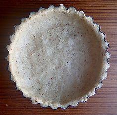 Vegan-Paleo- Sugar Free Tart Shell
