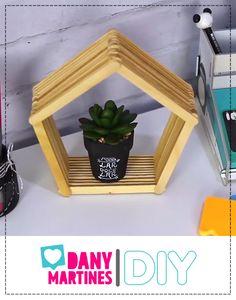 Diy Crafts To Do At Home, Craft Stick Crafts, Diy And Crafts, Crafts For Kids, Bedroom Crafts, Diy Room Decor, Stick Art, Diy Wall Art, Home Decor Furniture