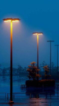 Street Lights - IPhone Wallpapers