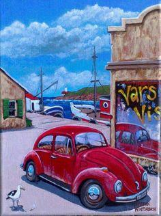 List Of Paintings, Art Transportation, South African Art, Love Illustration, Car Painting, Totoro, Black Art, Dream Vacations, Dream Big