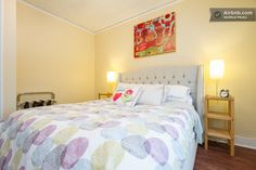 This is our Queen Suite. We also have two King Suites available. - Laurelhurst…