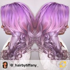 Top Post of the Day! This color design reminds us of a beautiful Easter dress!!! RG @_hairbytiffany_: Because it rules! #cantgetenough #funhair #mermaidhair #hairfun #edgyhair #thehairtheatre #hairenvy #hairbytiffany #lovehair #mermaidlove #unicornhair #hotonbeauty #dyeddollies #agirlpg  #hotonbeauty @hotonbeauty