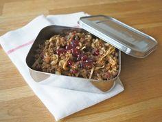 Kaalilaatikkowokki (vegaani) - Go 4 it vol. Cereal, Breakfast, Food, Morning Coffee, Essen, Meals, Yemek, Breakfast Cereal, Corn Flakes