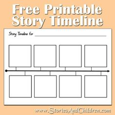 timeline book report