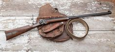 Quigley's Shiloh Sharps Rifle