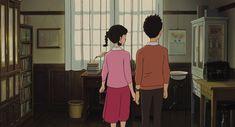 Screencap Gallery for From Up on Poppy Hill Bluray, Studio Ghibli). Slice Of Life, Up On Poppy Hill, Isao Takahata, Studio Ghibli Art, Romance, Arte Disney, Hayao Miyazaki, Disney Animation, Aesthetic Anime
